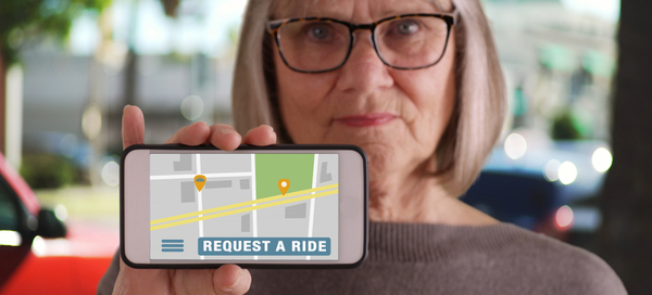 rideshare for seniors